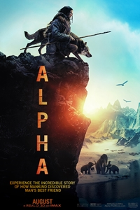 Alpha movie playing in High River
