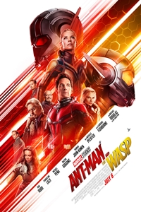 Ant Man and the Wasp movie playing in High River