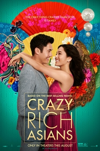 Crazy Rich Asians movie playing in High River