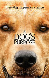 A dog's purpose movie playing in High River