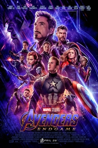 Avengers: Endgame movie playing in High River Foothills Films