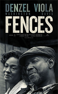Fences movie playing in High River