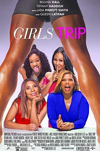 Girls Trip movie playing in High River