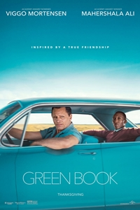 Green Book movie playing at the Wales Cinema in High River