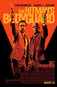 Hitman's Bodyguard movie playing in High River