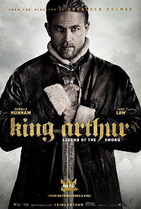King Arthur legend of the sword movie playing in High River